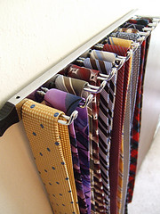 Tie Rack ( Closetmaid ) by joebeone, on Flickr